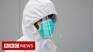 Coronavirus: Spain reports more than 800 new deaths  - BBC News