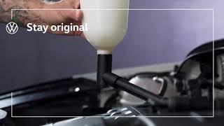 Te aşteptăm în service-ul autorizat Volkswagen, Quark Motors pentru schimbul de ulei