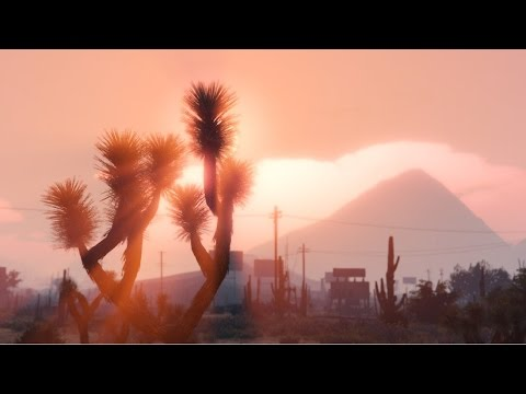 GTA V PS4 - The Beauty of Blaine County
