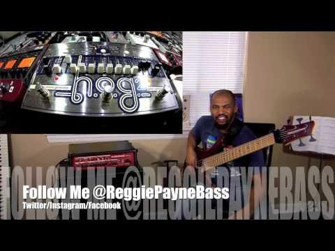 EHX HOG2 Bass Demo (Bass Synths, Pads, Organ, Solo Synths & More!)