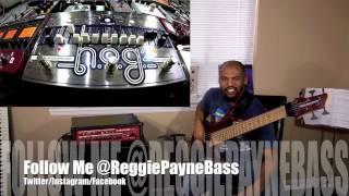 ehx hog2 bass demo bass synths pads organ solo synths more