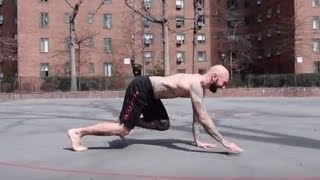 Five Animal Movements for Strength and Conditioning