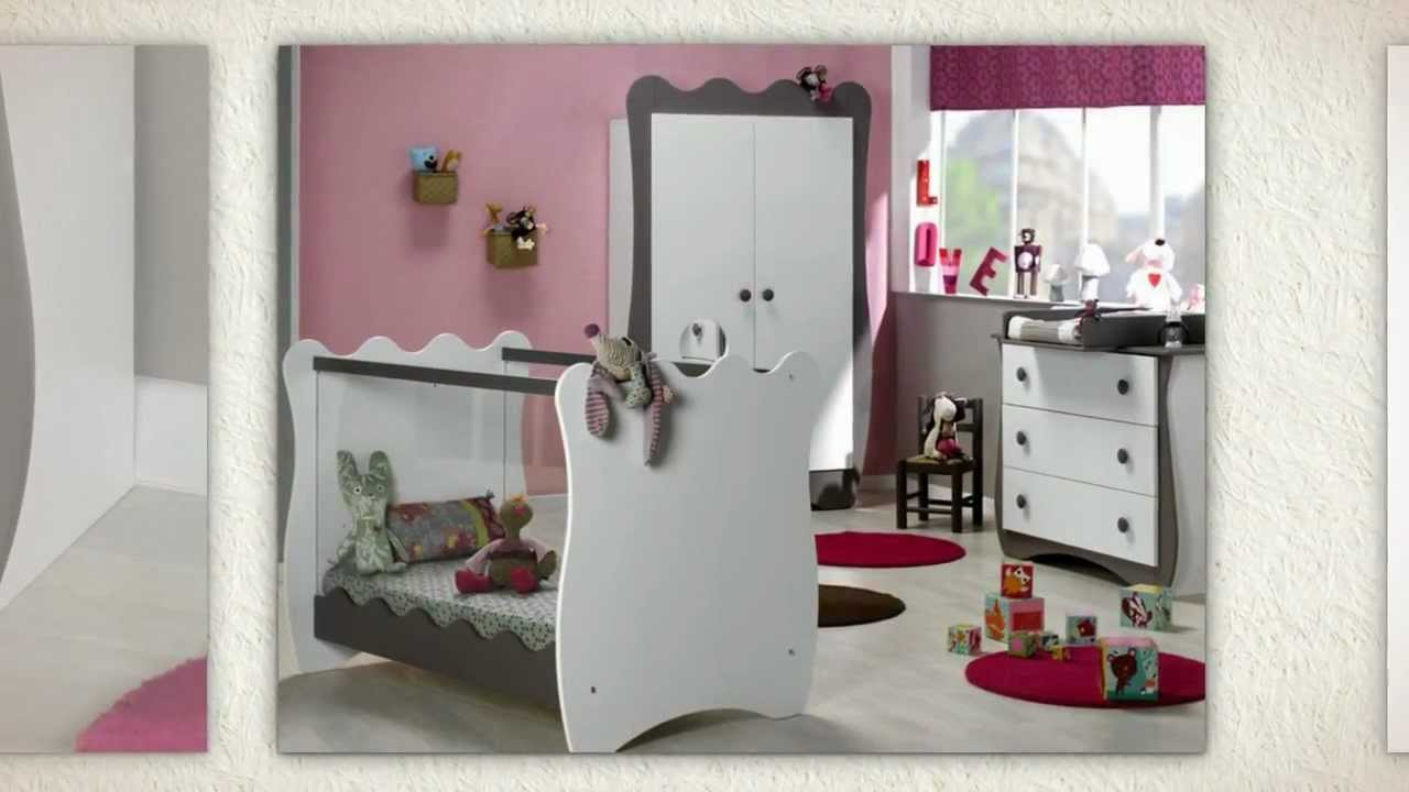 Chambre pour b b design doudou taupe youtube for Decoration chambre katherine roumanoff