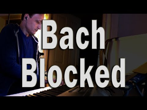 Bach Blocked by Facebook ContentID