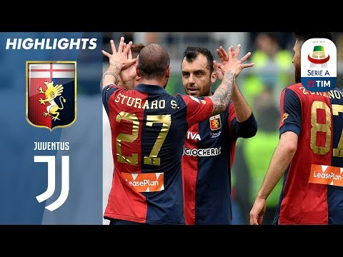 Genoa 2-0 Juventus | Genoa condemn Juventus to first Serie A defeat of season | Serie A