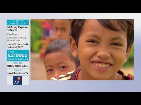 Cruise TV with LoveitBookit - APT Mekong Explorer