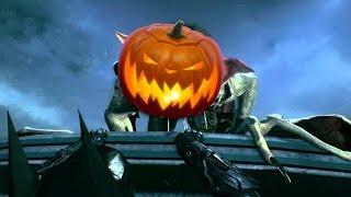 BATMAN ARKHAM KNIGHT Halloween Easter Egg ManBat LIVE Stream Special
