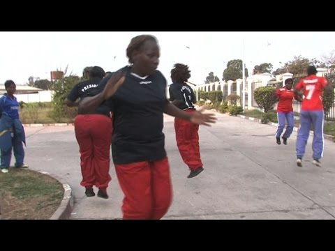 Nzango teams jump for All-Africa Games