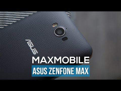 So sánh Asus Zenfone Max và Asus 2 laser