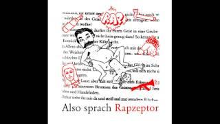 Rapzeptor - Intro (Also sprach Rapzeptor)