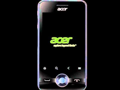 Tutorial Hard Reset Acer E120 BeTouch
