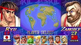 Hyper Street Fighter II FE vs Maicon Vargas