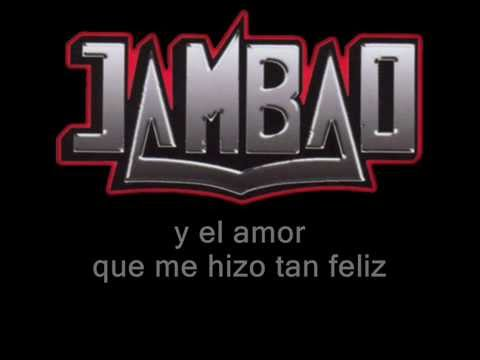 Jambao - carla (letra)