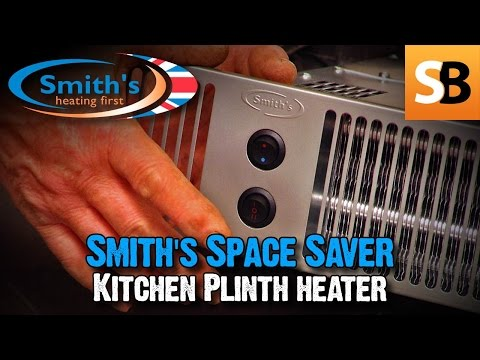 How To Install A Smith's Space Saver Plinth Heater