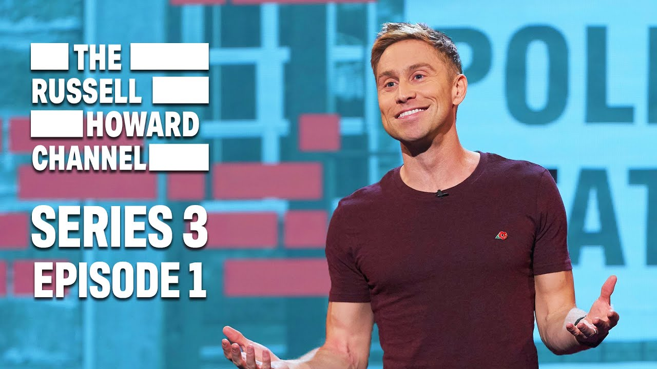 The Russell Howard Hour Series 3 Episode 1 Full Episode Youtube
