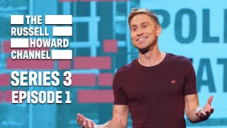 The Russell Howard Hour - Series 3, Episode 1 | Full Episode