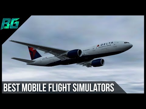 Best Mobile Flight Simulators For Apple IOS, Android