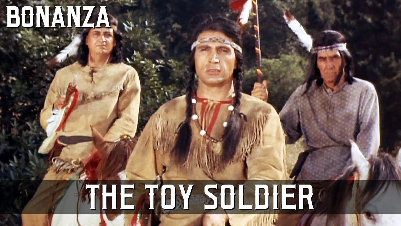 Download Bonanza - The Toy Soldier   Episode 139   DAN BLOCKER   Cult Series   Cowboys   English