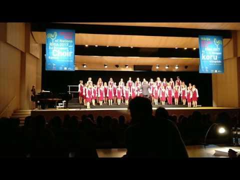 "Day 2, Category GP2 - Youth Choir ""Kantiléna Brno"" (Czech Republic) - Song 1"