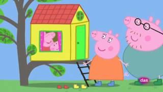 Peppa Pig   La casa del arbol   rinconcito soleado