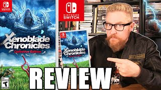 XENOBLADE CHRONICLES DEFINITIVE EDITION REVIEW - Happy Console Gamer