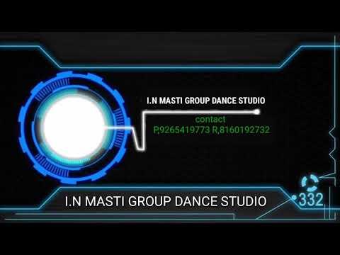 Teri Aakhya Ka Yo Kajal ( Cover Dance Video) by I.N MASTI GROUP DANCE STUDIO