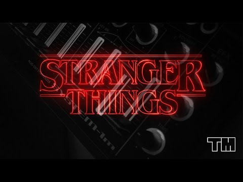 Tim Murray | Roland System 1m - Stranger Things Cover