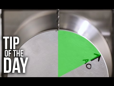 Unwind Your Haas Rotary Back to Zero Quickly – Haas Automation Tip of the Day