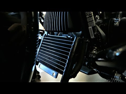 2017 Harley-Davidson Milwaukee 8 Recall Details │Oil Line Clamp