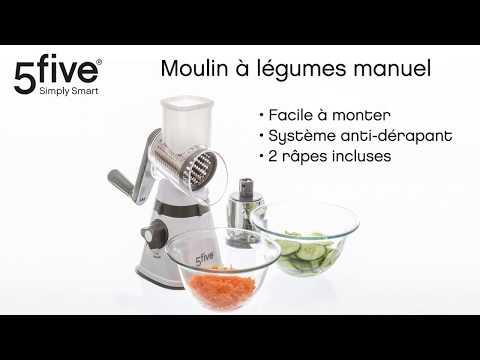 Moulin à Légumes 5five Youtube