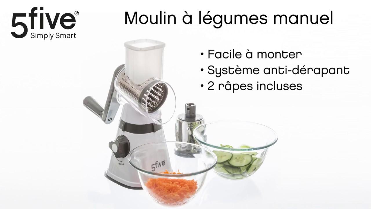Moulin à Légumes 5five