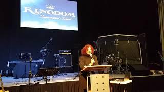 Julia - - testimony from October 2018 Kingdom Supernatural School