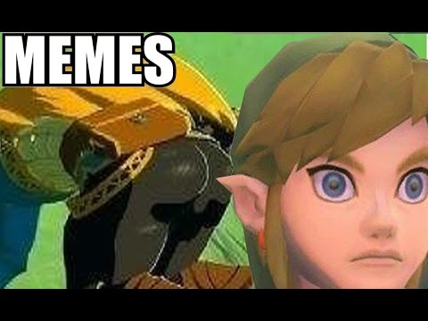Memes E Imagenes De Zelda Breath Of The Wild Youtube