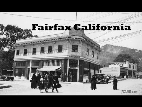 Fairfax California History - Slide Show - promo for DVD