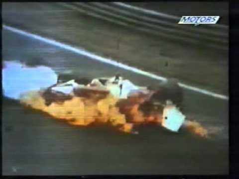 Unfall Niki Lauda 1976