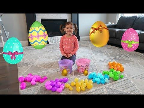 Easter Egg Hunt for Kids 2018
