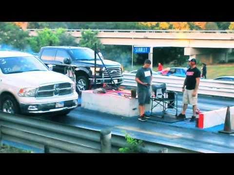 F150 2.7 Ecoboost vs Dodge Ram 1500