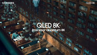 Samsung QLED 8K | Procesor Quantum 8K