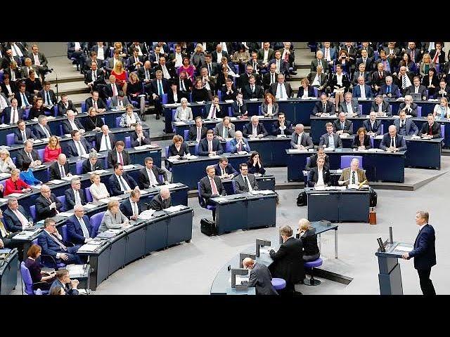 Новый Бундестаг: про Геринга и Клару Цеткин