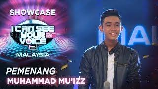 I Can See Your Voice Malaysia : Pemenang - Muhammad Mu'izz| #ICSYVMY
