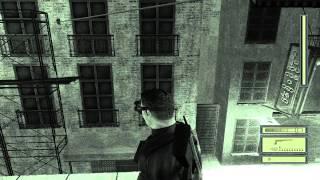 Let's Play Splinter Cell Part 46: über ein Gerüst [blind]