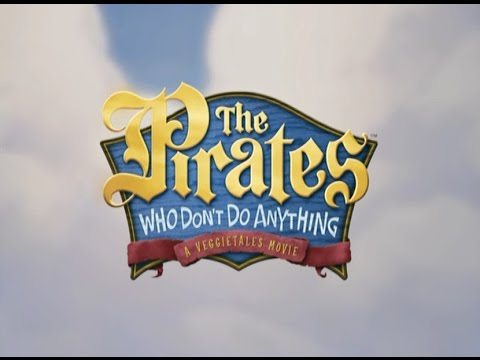 VeggieTales  The Pirates Who Don't Do Anything Menu Walkthrough