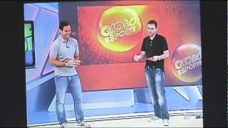 Globo Esporte 19-12-2011 [Massacre do Barça]