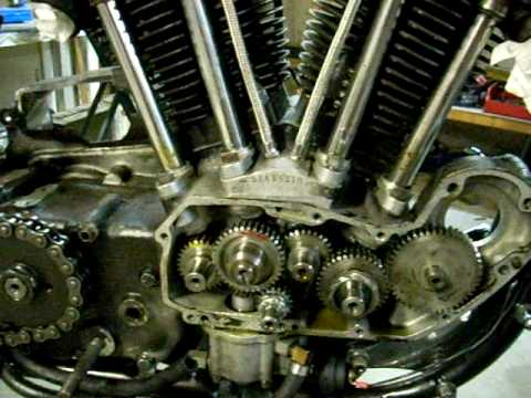 1977 XLH Camshafts  YouTube
