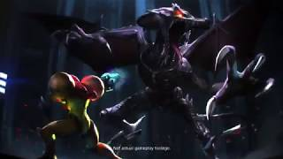 Super Smash Bros. Ultimate Opening Anime (Cinematic)