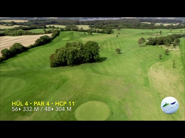 Hul 4 • Aabenraa Golfklub
