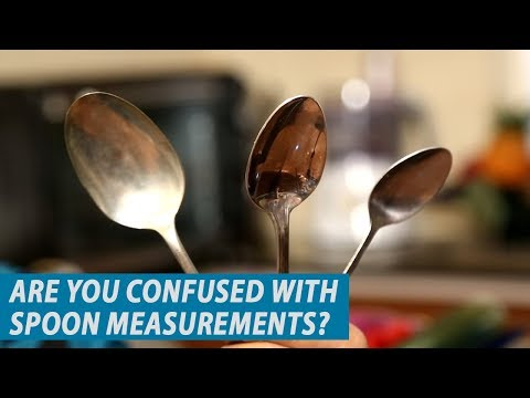 Cooking Measurement Tips | Mallika Joseph Food Tube
