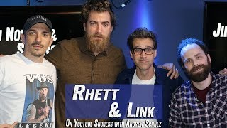 Rhett & Link on Youtube Success with Andrew Schulz - Jim Norton & Sam Roberts