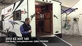 2016 K-Z MXT 20TB TOY HAULER - YouTube