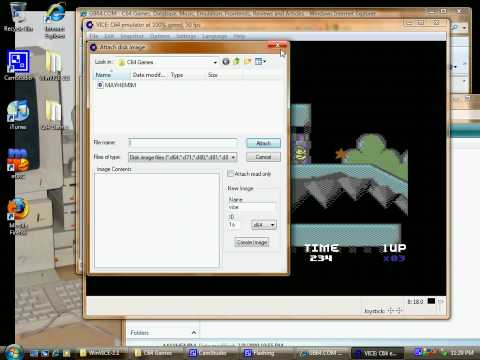 Commodore 64 Emulation Tutorial with VICE and a Windows PC
